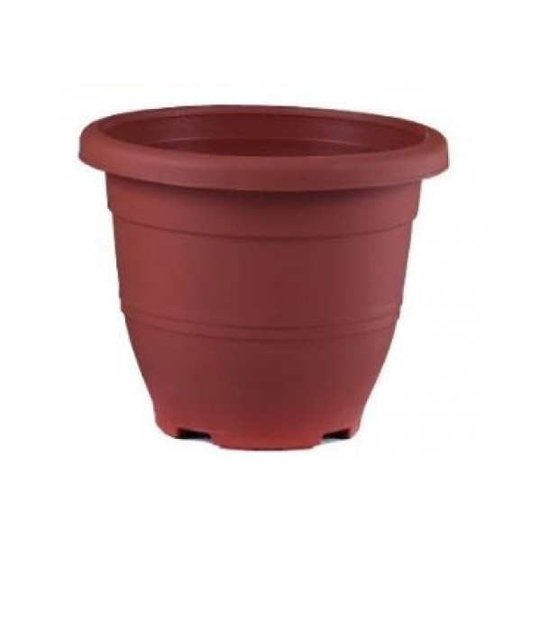 BIO FLOWER POT BABA EG310 BROWN