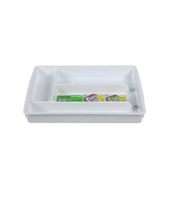 KITCHEN UTENSIL TRAY 4HOLE ZS-1227 WH