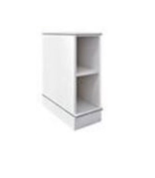 KING ROCKA PLAT COUNTER SHELF WH 25X58