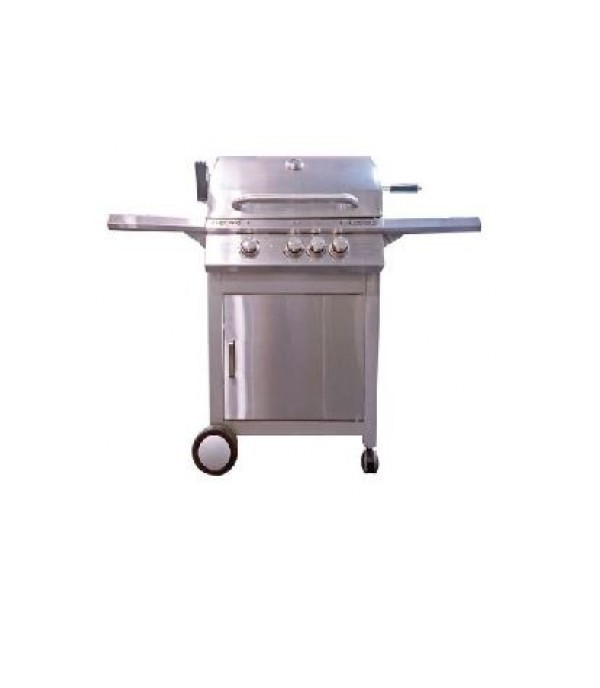 GAS GRILLER BBQ LIBERTY CHEF PRO