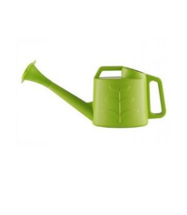 WATERING CAN SPRING LEAF 3L GN
