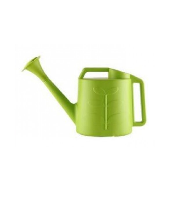 WATERING CAN SPRING LEAF 6L GN