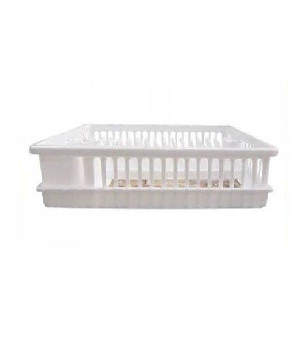 DISH DRAINER WITH TRAY GWARE 267 WH