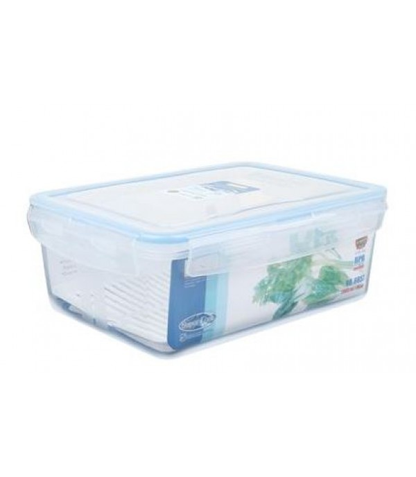 FOOD CONTAINER PP SQUARE 2.9L SUPER LOCK