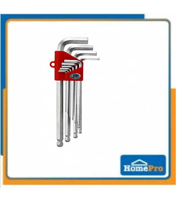 HEX KEY BALL POINT9PCS/SET BL-C9IN(IN)