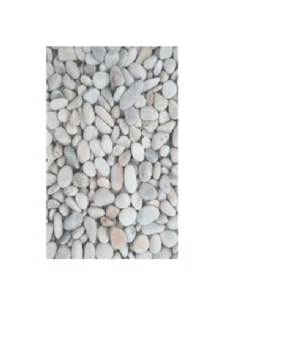 TRIO CHIP STONE WHITE (4-6MM) 10KG