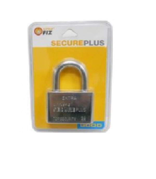 LF CHROME PADLOCK 50MM