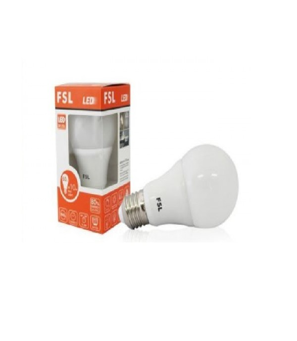 LED BULB GLS_DIMMABLE 10W E27 DL FSL
