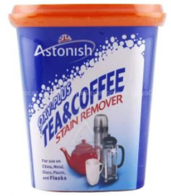INSTANT STAIN REMOVER ASTONISH 350G 9622