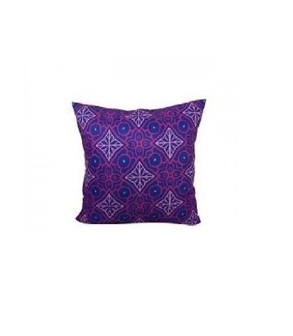 CUSHION GARISH 17X17 VIOLET HLS