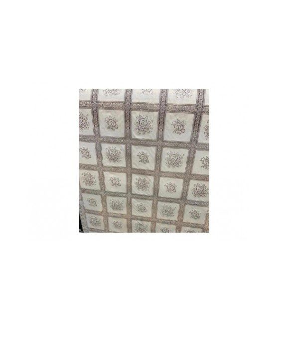 TABLE CLOTH WITH DESIGN 50CM BEI (M)