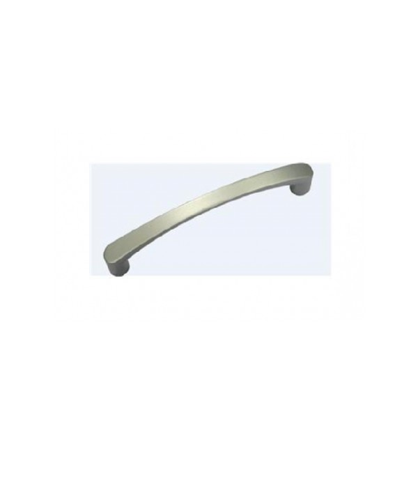 HANDLE NOVA HDL287 96MM CH/SIL LACQUER