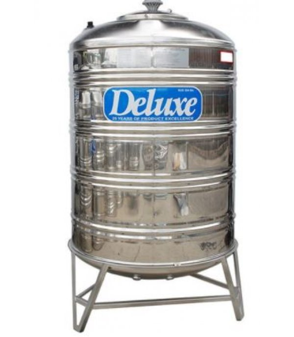 STAINLESS STEEL WATER TANK DELUXE 4 000L CL80F