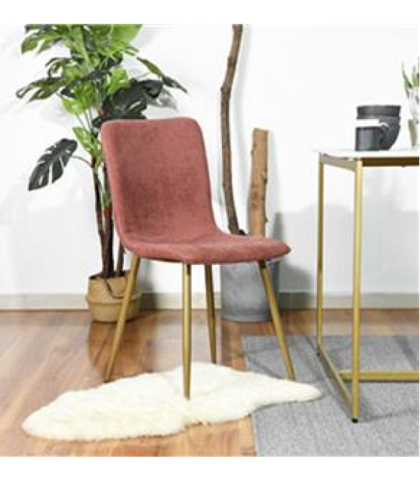DINING CHAIR SCARGILL CORAL
