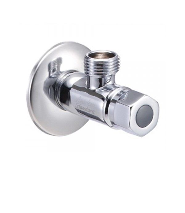 AMERICAN STANDARD STOP VALVE A-4401 W5.5xD5.7xH5.5 CM SILVER
