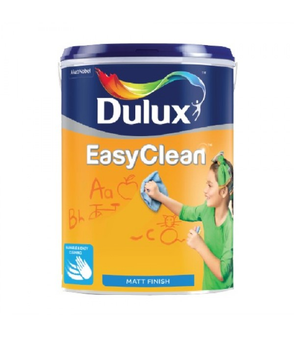 DULUX EASY CLEAN 5L M BASE A IN-PAINT