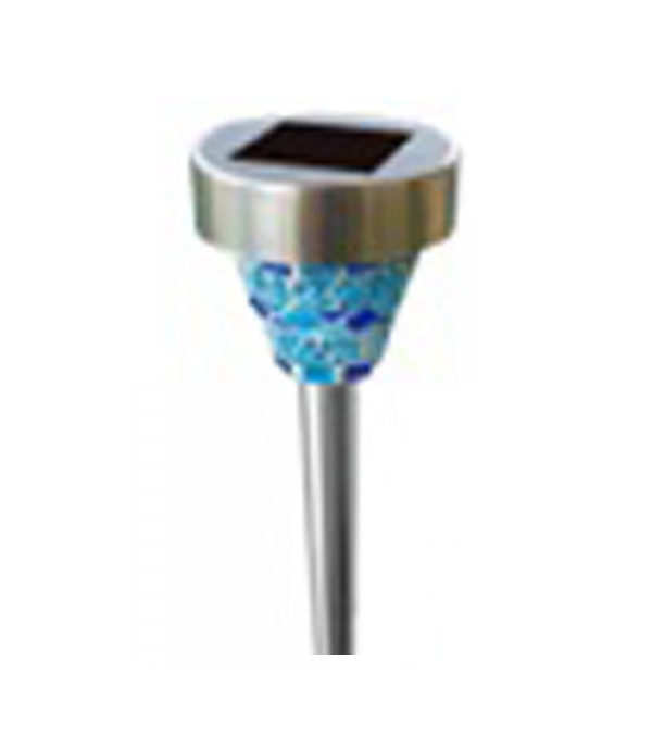 EAGOCRAFT P800051/1029 SOLAR LIGHT BLUE MOSAIC