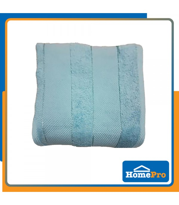HOMEPRO HLS TOWEL DELUXE 15x32 INCHES BLUE