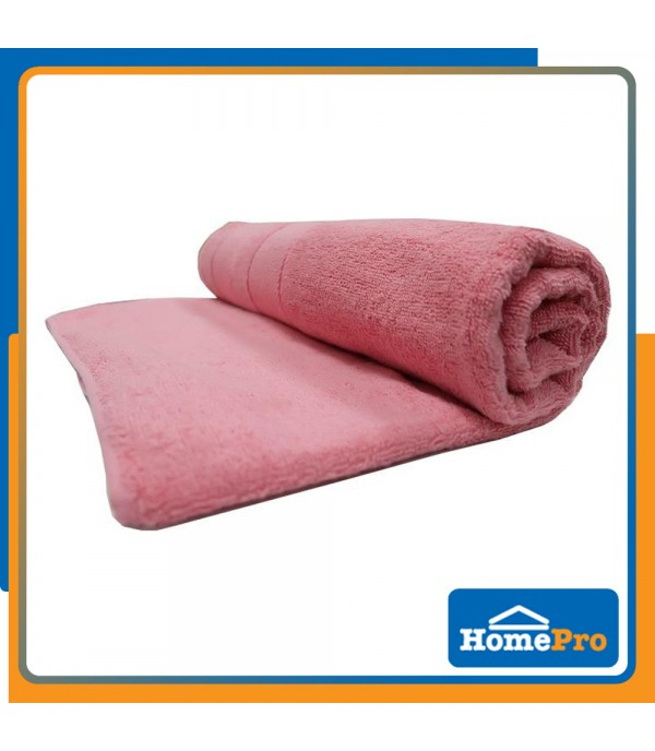 HOMEPRO HLS TOWEL DELUXE 30x60 INCHES PINK