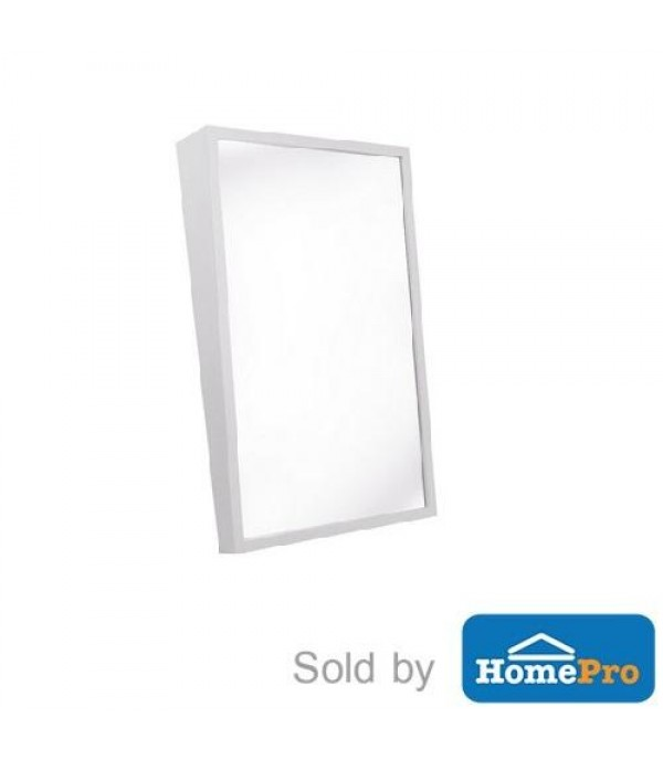 HOMEPRO MOYA MIRROR HP06 55x85 CM WHITE