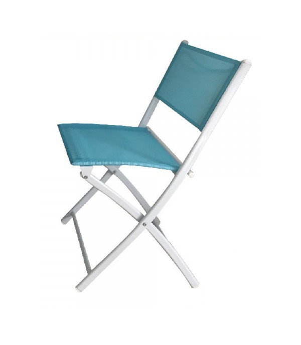 HOMEPRO SPRING CHAIR FOLDABLE PHGF-C601S LIGHT BLUE