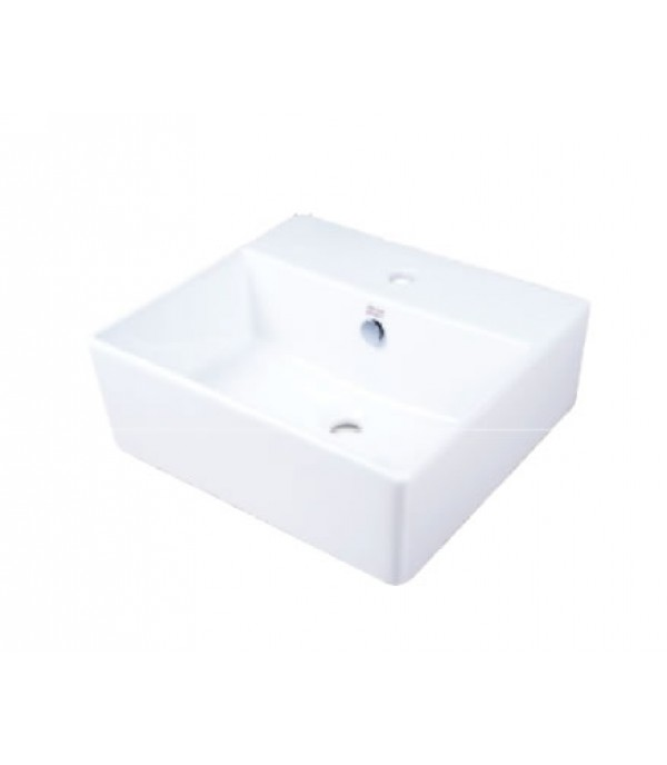 WASHBASIN ABOVE COUNTER CCAS-F613 WH