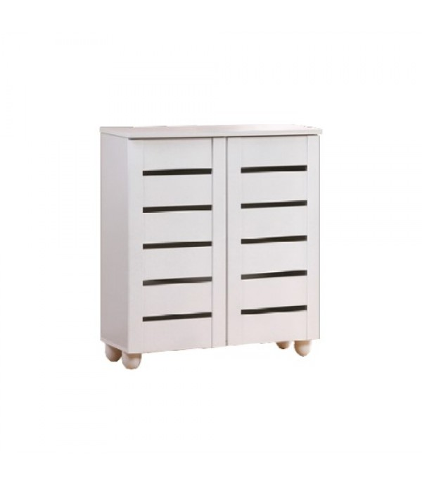 SHOES RACK 76x33x86CM MSASC750 -WHITE
