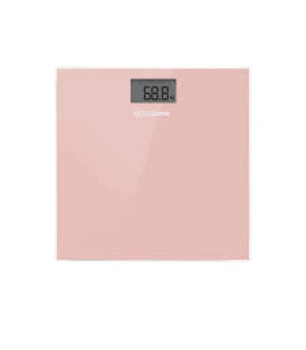 HomePro W30xH30CM HEALTHY MIX Body Scale TS-B8045 Pink Gold