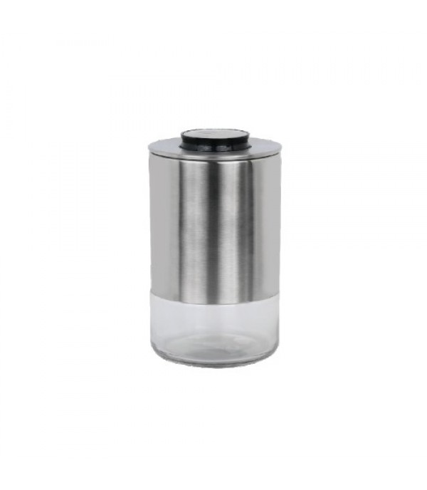 CANISTER GLASS 0.73L PRESS LID POP UP