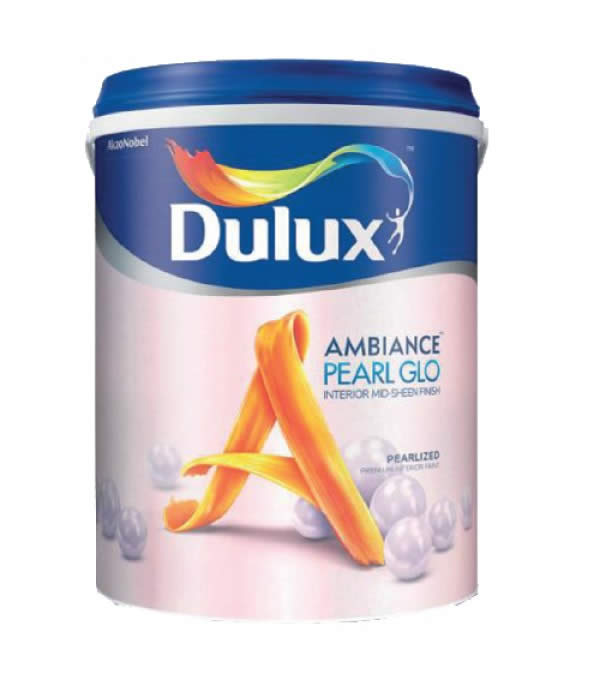 DULUX PEARL GLO 18L MS BASE A IN-PAINT