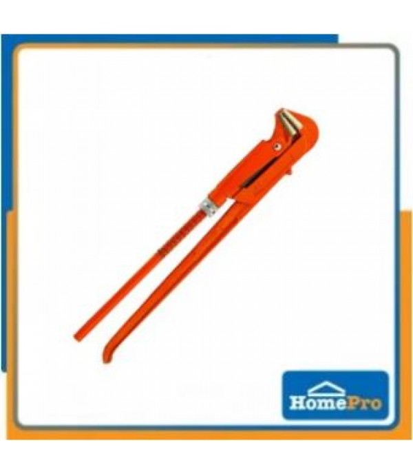 "PIPE WRENCH  SHINO 2"" RED STEEL"