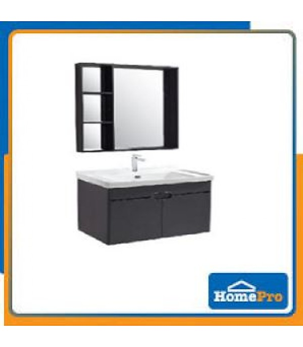 COUNTER WASHBASIN SRTBF11821-5IN1BK 1P2C