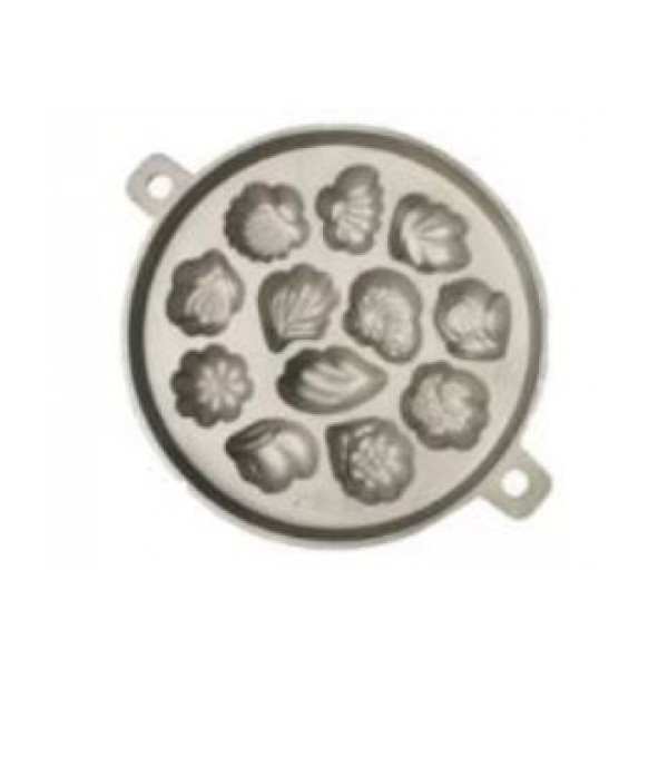 """ROUND BAHULU MOULD 7.5"""" 7500"""
