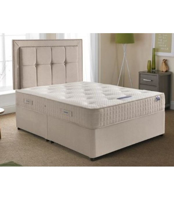 BED FRAME SILENT NIGHT INSPIRATION HB+DIVAN 5'