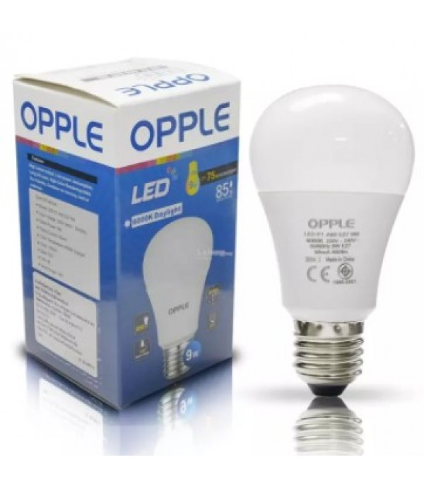 LED BULB 9W E27 DL A60-E1-9W-DL OPPLE