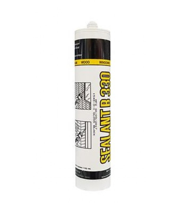 BOSNY ACRYLIC SEALANT 300ML BK